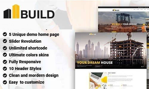 Construction construction building company - preview 32
